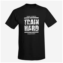 Camiseta Básica Train Hard Rudel - Rudel sports