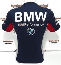 Camiseta Bmw Performance Moto GP All Boy 235 -