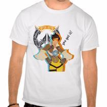 Camiseta Branca Tracer Overwatch You Got It! - Eanime
