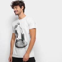 Camiseta Bulldog Fish Breath In Masculina -