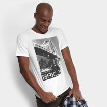 Camiseta Burn BRKLYN Masculina -