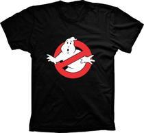 Camiseta Caça Fantasmas - Camisetas 4Fun