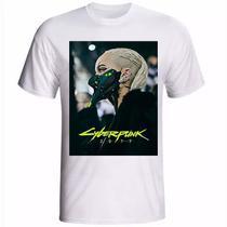 Camiseta camisa Cyberpunk 2077 jogo PS5 M2 - Your Hype!