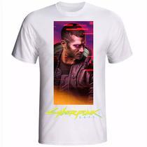 Camiseta camisa Cyberpunk 2077 jogo PS5 M3 - Your Hype!
