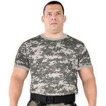 dd6a004176 Camiseta Camuflada Digital Areia tamanho XGG - Mundo do militar