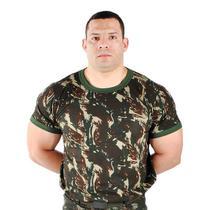 9e96e9af48 Camiseta Camuflada Padrão EB Exército Brasileiro tamanho P - Mundo do  militar