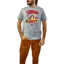 Camiseta Cavalera Masculina Esqueleto Skate Street Wear -