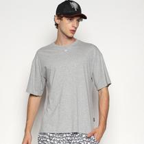 Camiseta Cavalera T Shirt Continuada 1/2 Malha Masculina -