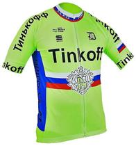 Camiseta Ciclismo Tinkoff World Tour Original Refactor Prot Uv50