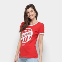 Camiseta Coca Cola Coke Is It Manga Curta Feminina - Coca-cola