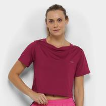 Camiseta Cropped Olympikus Fit Feminina -