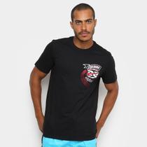Camiseta Cyclone Funny Metal Masculina -