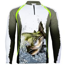 Camiseta De Pesca King Proteção Solar Uv KFF67 - Tamba - King brasil