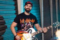 Camiseta Def Leppard - Consulado Rock