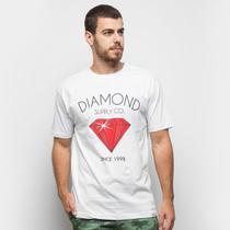 Camiseta Diamond Classic Diamond Tee Masculina -