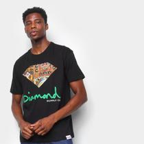 Camiseta Diamond Ethiopian Masculina -