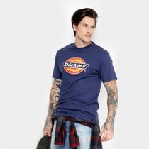 Camiseta Dickies Básica Logo Tradition Masculina -