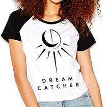 Camiseta Dreamcatcher Dream Catcher Kpop Raglan Babylook - Eanime