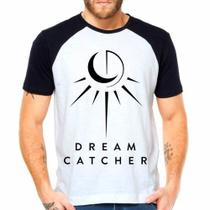 Camiseta Dreamcatcher Dream Catcher Kpop Raglan Manga Curta - Eanime