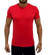 Camiseta Dry Fit Logo Back Vermelha - Use bora