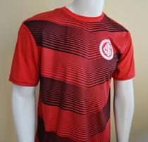 Camiseta Dry Halle INTER Vermelho - Produto Oficial Licenciado