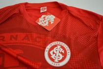 Camiseta Dry INTER Vermelha - Produto Oficial Licenciado