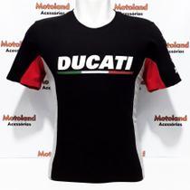 Camiseta Ducati Moto GP Preta 263 -