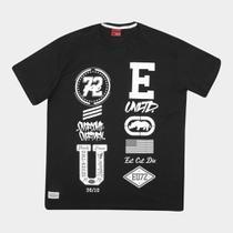 Camiseta Ecko 72 Estampada Masculina -