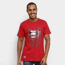 Camiseta Ecko Básica Estampada E877A Masculina -