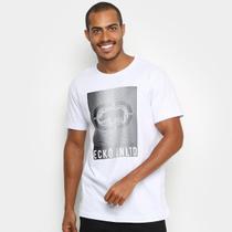 Camiseta Ecko Básica Estampada Masculina -