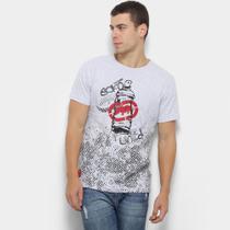 Camiseta Ecko Estampada Masculina -