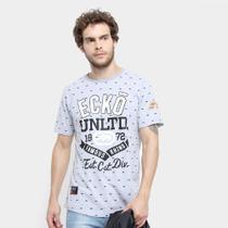 Camiseta Ecko Famous Rhino Especial Masculina -