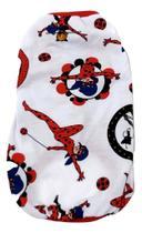 Camiseta Estampa Do Personagem Miraculosas Branca Tamanho M - Nica Pet