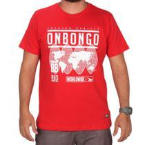 Camiseta Estampada Onbongo -