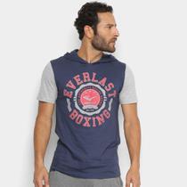 Camiseta Everlast com Capuz -