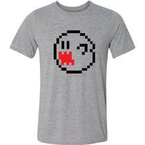 Camiseta Fantasma Video Game - Gv Varejo