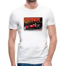 Camiseta Ferrari - Crideminis