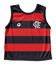 Camiseta Flamengo Bebê Regata- Torcida Baby -