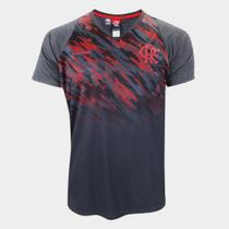 Camiseta Flamengo Braziline Catch Masculina -