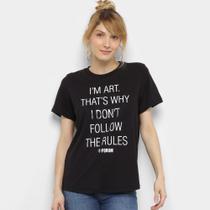 Camiseta Forum Frases Feminina -