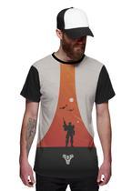 Camiseta Game Destiny Titan Guardião e Fantasma - Di Nuevo