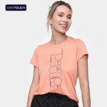 Camiseta Gonew Dry Touch Focus Feminina -
