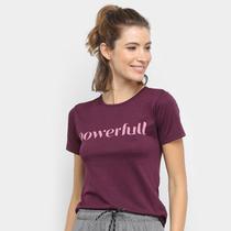 Camiseta Gonew Powerful Feminina -