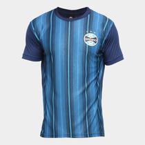 Camiseta Grêmio Dry Horizon Masculina - Legend