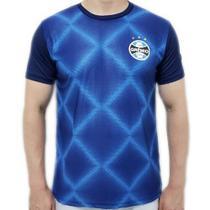 Camiseta Grêmio Dry World Masculina - Marinho - Spr