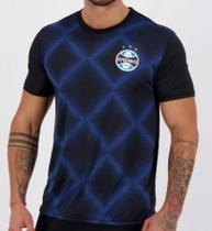 Camiseta Grêmio Dry World Masculina - Preta - Spr
