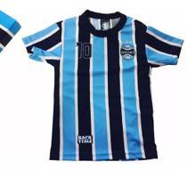 Camiseta Grêmio Infantil unissex -