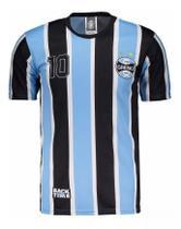 Camiseta Grêmio Masculina Retro tamanhos grandes -