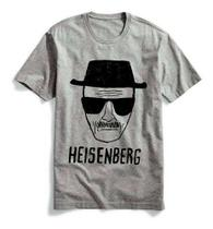 Camiseta Heisenberg Breaking Bad Masculina E Feminina - The Camisetas
