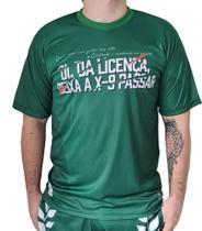Camiseta Hino X9 Paulistana - Tamanho G -
